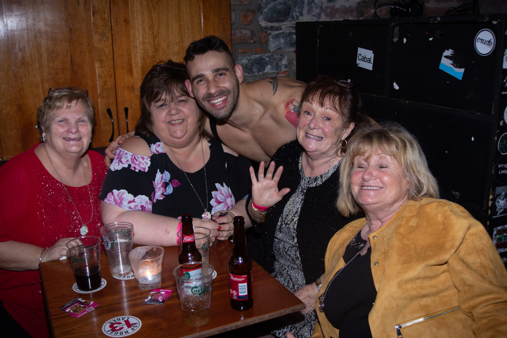 Male strippers in Ireland