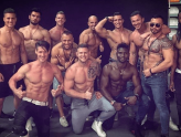 male strippers Dublin